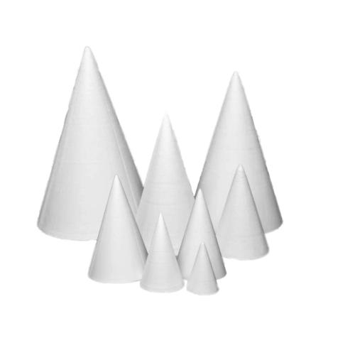 Conos y Pirámides en EPS